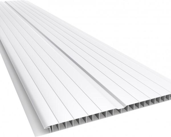 Forro PVC 200 Duplo Nobre Frisado 10mm