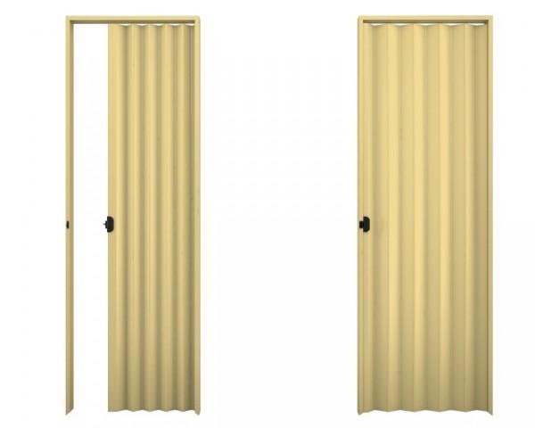 Porta Sanfonada PVC  3