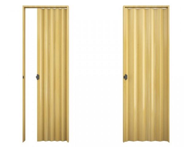 Porta Sanfonada PVC  4