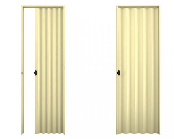 Porta Sanfonada PVC  6
